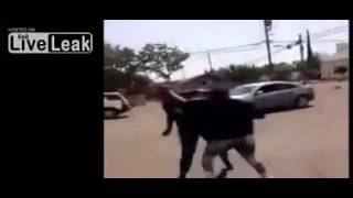 Ratchet Mom Fights Her Daughter In The Hood!!!