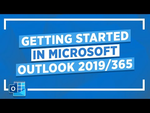 Microsoft Outlook Tutorial (2019/365): 3+ Hour Getting Started in ...