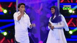 Pathinalam Ravu Season2 (Epi74 Part4) Shahabaz In Duet Song Round With Fathima Fidha