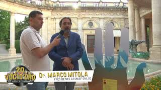 Video ASSMAF Onlus - Intervista al Presidente Dr. Marco Mitola - Festival Voci d'Oro