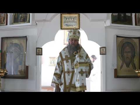 Слово митрополита Даниила в день свт. Митрофана, патриарха Константинопольского