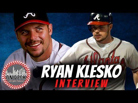 Ryan Klesko Interview: ON DECK with Tyler Redmond