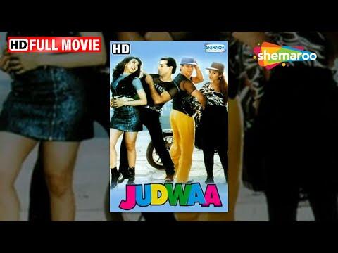 Judwaa (HD) - Hindi Full Movie - Salman Khan - Karishma Kapoor - Rambha - (With Eng Subtitles) (видео)
