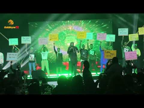 TIMI DAKOLO'S  PERFORMANCE AT BUCKWYLDN BREATHLESS 2018