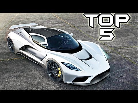 TOP 5 Most Expected Cars In 2018 | You Will Surprising
