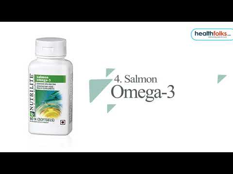 Top 5 supplements for omega 3 in India | Healthfolks