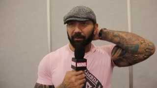 Marvel's Guardians of the Galaxy – Dave Bautista at Wizard World Philadelphia
