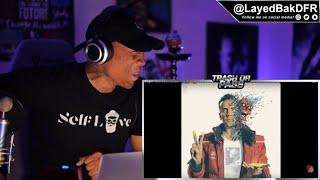 TRASH Or PASS! Logic (Still Ballin') Ft Wiz Khalifa [REACTION!!]  Confessions Of A Dangerous Mind