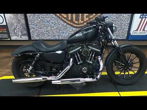 2010 Harley-Davidson Sportster XL 883 Iron 883