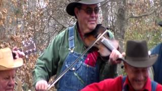 Old Dan Tucker - Haley Creek Boys - 2015 South Arkansas Mayhaw Festival Cover Competition