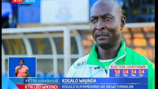 Kogalo wapania kushinda kombe la Sportpesa Super Cup