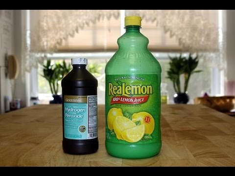 All Natural Bleach Alternative – 3 Ingredients Safe for Septics