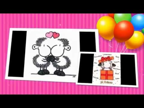 Happy Birthday - Sheepworld - This is your Birthdaysong -