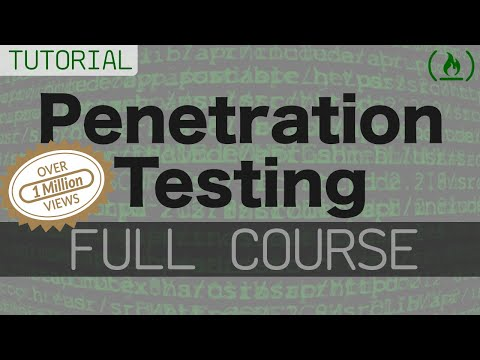 Ethical Hacking 101: Web App Penetration Testing - a full course for ...