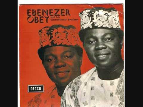Chief Ebenezer Obey-Oro Oluwa Ede