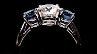 What Is a Round Brilliant Cut? | Diamond Rings