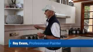 How to Paint Laminate Cupboards