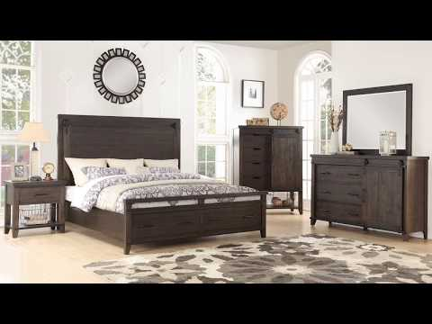 Urban Barn Storage Bedroom Suite By Thomas HOM Furniture Fascinating Urban Bedroom