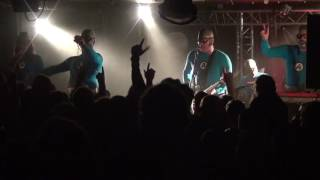 THE AQUABATS  -  The Cat With 2 Heads!  [HD] 26 APRIL 2013