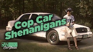 The worst car to buy your teenager is an ex-cop car