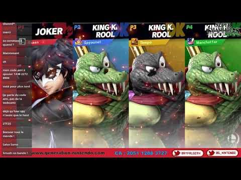 Super Smash Bros. Ultimate - Ryfalgoth sur Smash Ultimate #7