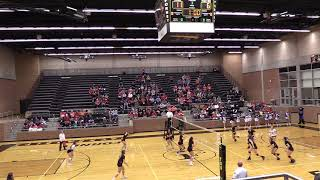 Greenville ISD Lady Lions Volleyball advance to Area in Playoffs 2019