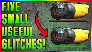 Fallout 76 - 5 Small Yet Incredibly Useful Glitches! After Patch! (In depth Tutorial)