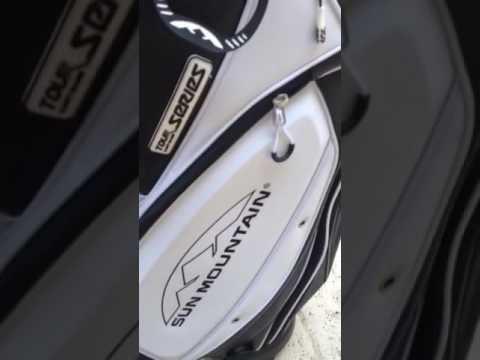 Sun Mountain Tour Series Cart Golf Bag