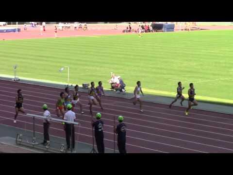 桐生復帰戦は10秒40&39秒78!