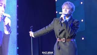 181212 姜濤 Keung To Show  [致愛] + MIRROR [一秒間] - Yahoo Asia buzza wards 2018 직캠/CAM [4K]