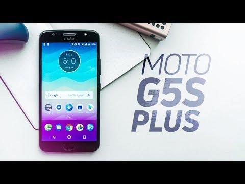 Video over Motorola Moto G5S Plus