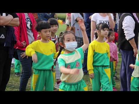 臺南市新營區2019小小奧林匹克幼兒路跑暨親子活動