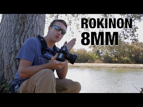 Rokinon 8mm f/3.5 Fisheye Lens Q&A Review with Test Shots