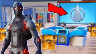 *NEW* TOP SECRET AVENGERS BASE in Fortnite Battle Royale