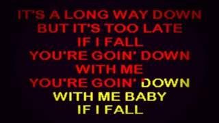 SC2317 08   Dixie Chicks   If I Fall You're Going Down With Me [karaoke]