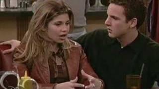 Cory and Topanga Break Up