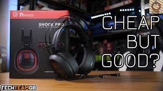 Thermaltake Shock Pro RGB Headset Review