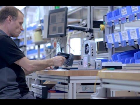 Industrie, Logistik, Handel Warenwirtschaft, Healthcare und viele weitere Anwendungen! Die Barcode- und RFID-Lösungen von PANMOBIL sorgen für die Optimierung Ihrer Produktion.