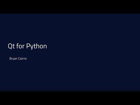 mp4 Python Tutorial Qt, download Python Tutorial Qt video klip Python Tutorial Qt