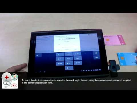 ACS Android App - ACS e-Health Record Management Demo