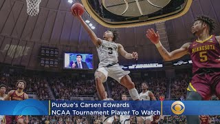 Purdue's Carsen Edwards: An NCAA Tournament Player To Watch