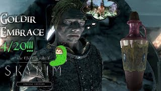 Golldirs  Skooma Problem   Skyrim Se Relic Hunter