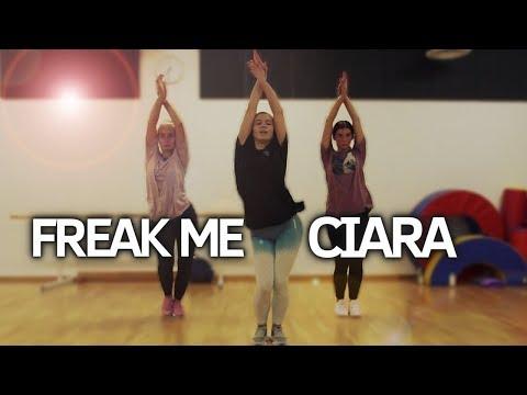 FREAK ME - Ciara ft Tekno | Choreography by Eleri Laanemets #Dance