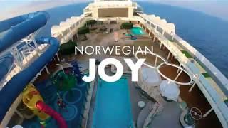 Norwegian Joy: Nach dem Trockedock