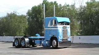 """""""Unconventional""""   1978 Freightliner COE At Truckin' For Kids 2010"""