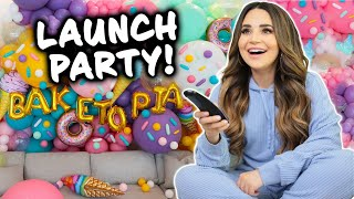 EPIC LAUNCH PARTY For My New Show! thumbnail