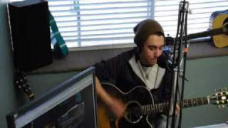 "Johnny Cooper performs ""Try"" on Live from the Backroom at 106.1 FLiP FM.wmv"