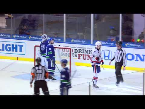 Comets vs. Americans | Oct. 26, 2018