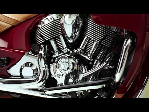 2015 Roadmaster Product Overview - Indian Motorcycle