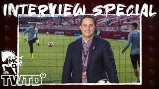 Blue Monday/TWTD Special - Mark Detmer Interview